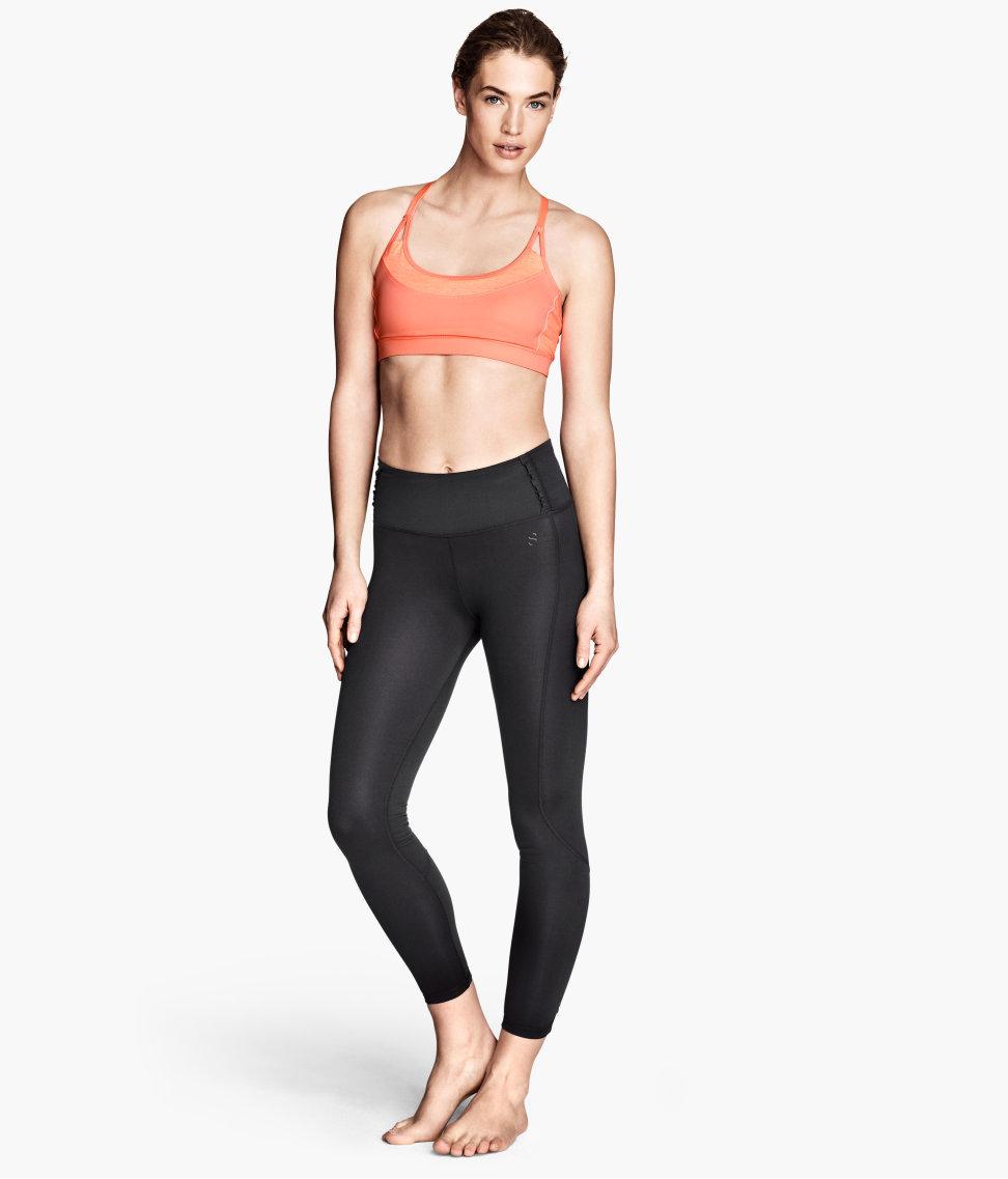 yoga pants hm