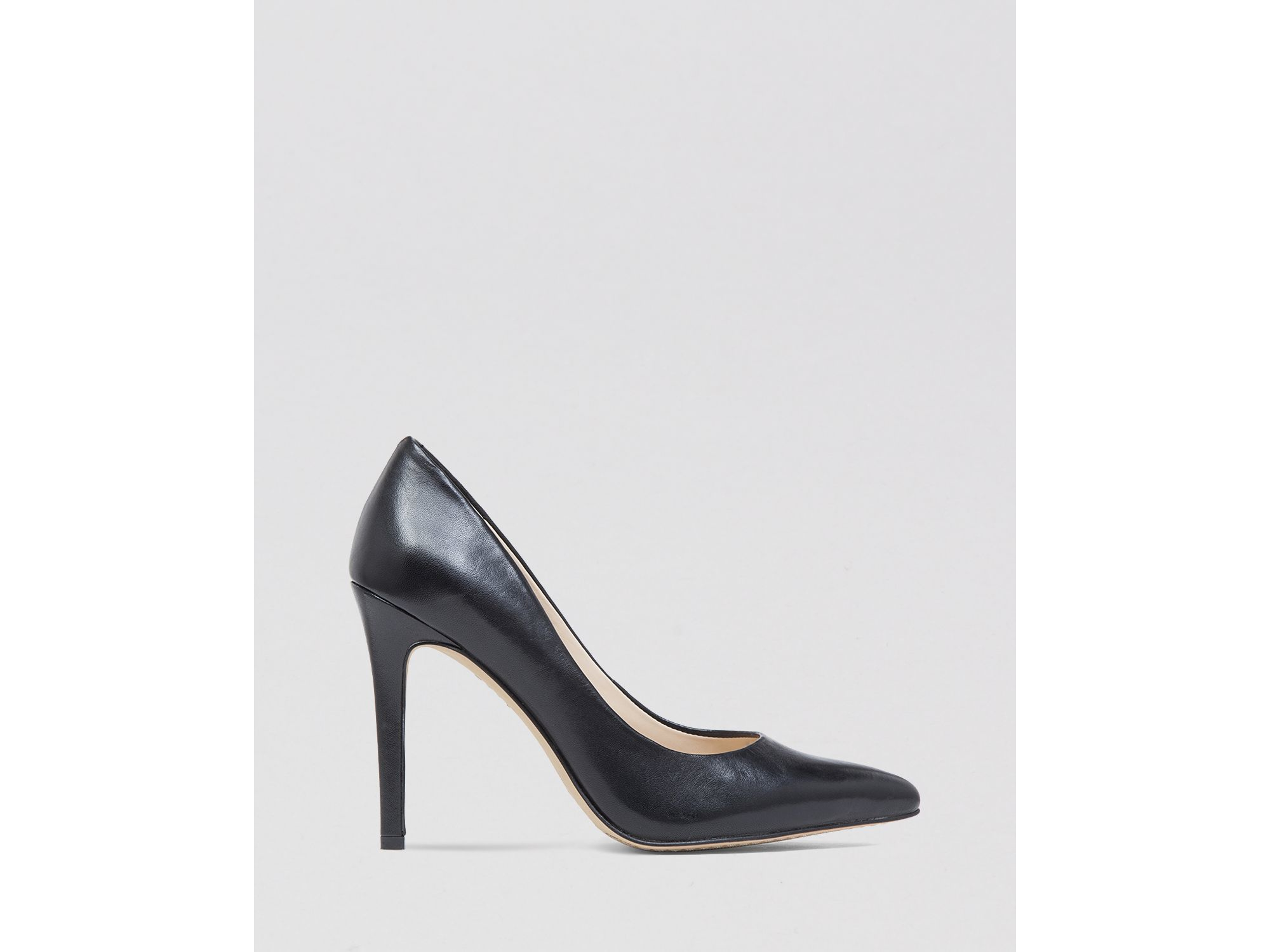 Vince Camuto Kain High Heel Pointed Toe Pumps In Black Lyst