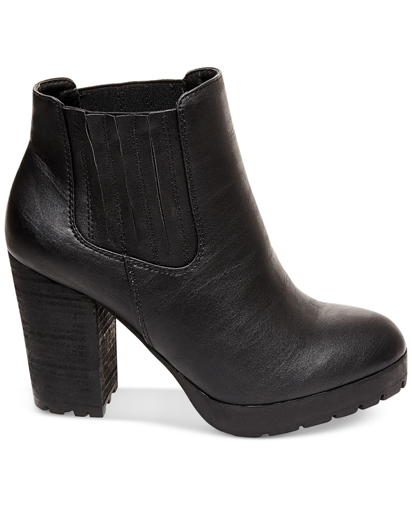 Madden Girl Mazziee Ankle Booties in