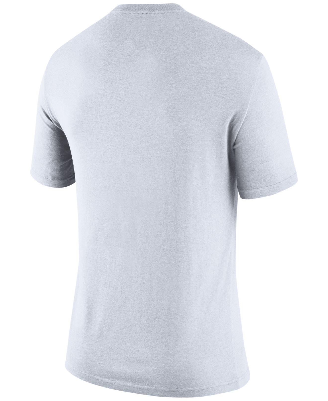 online retailer 3d27c ca325 White Men's Atlanta Falcons Helmet T-shirt