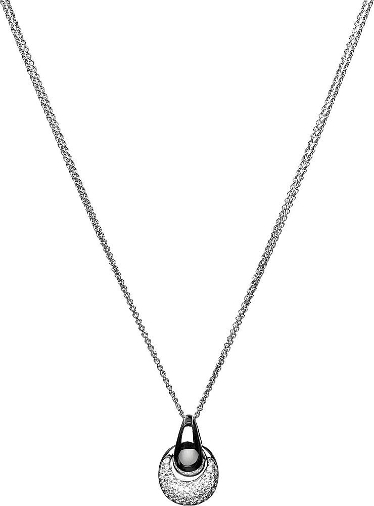 Lyst links of london hope white topaz pendant necklace in metallic gallery aloadofball Gallery