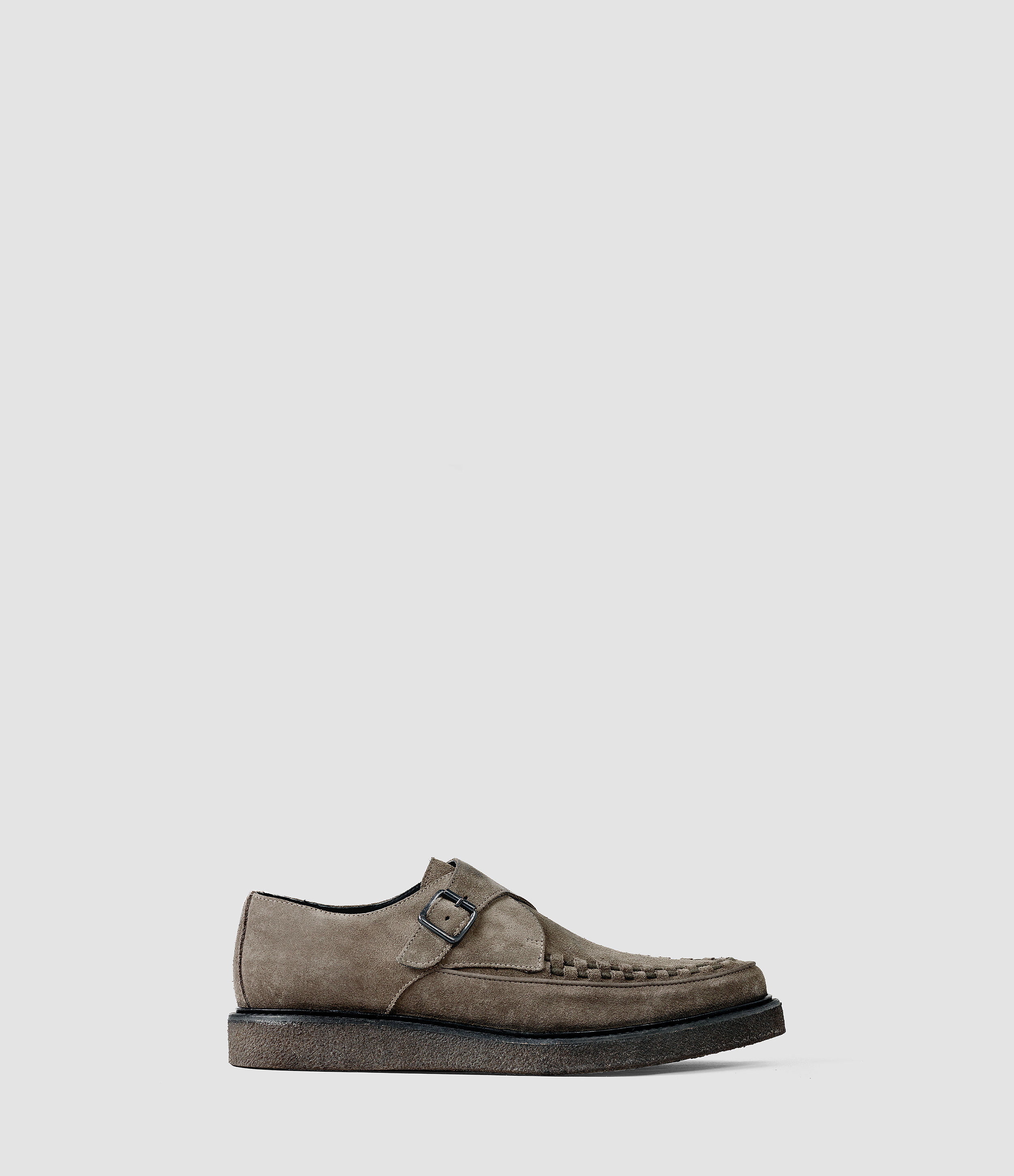 Are All Saints Shoes Made From Cow Leather