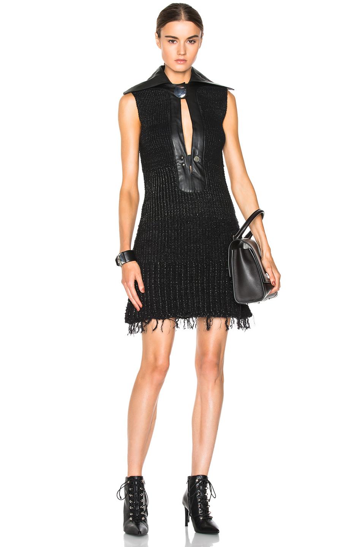 Lyst Calvin Klein Petite Drop Waist Lace Overlay Sheath