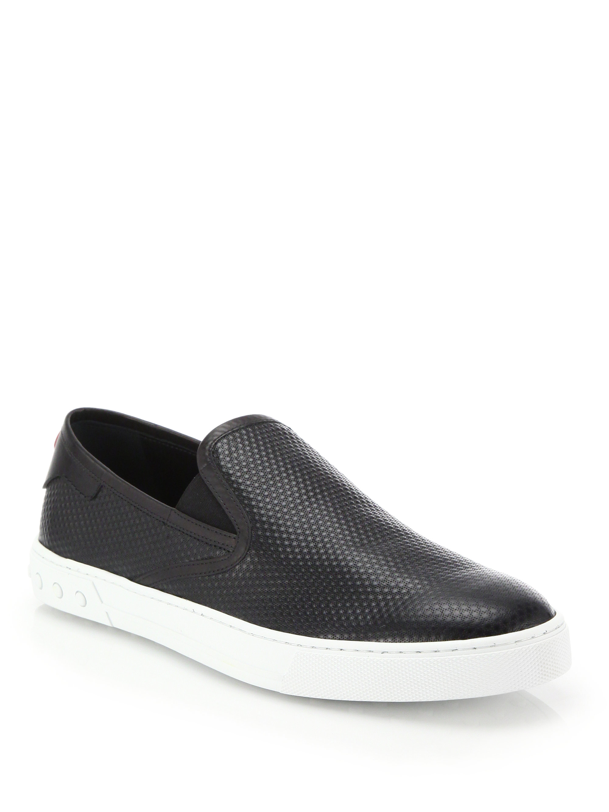 Slip-ons in Leather Tod's Clearance Cheap Buy Cheap Extremely Sale For Sale Sale Newest 18PDzDA