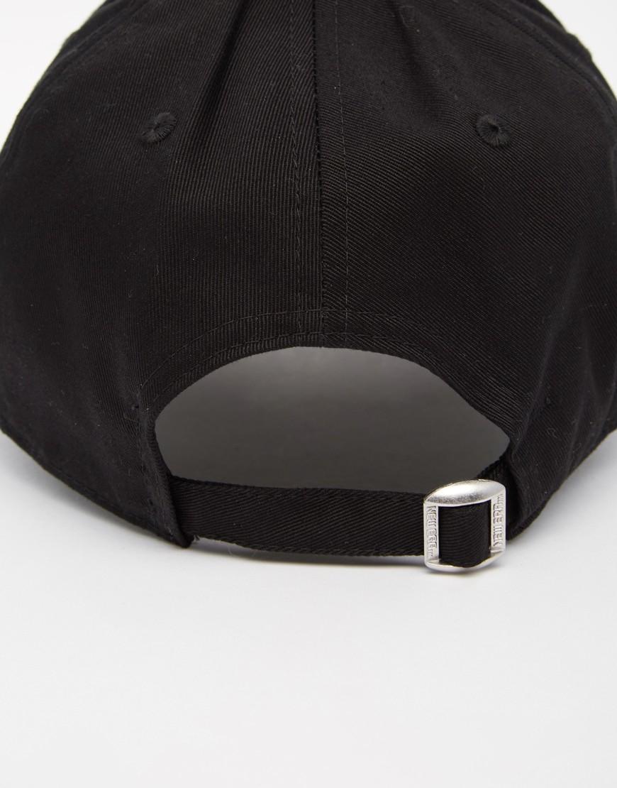 Lyst - KTZ 9forty Adjustable Cap in Black for Men c1d7540041d