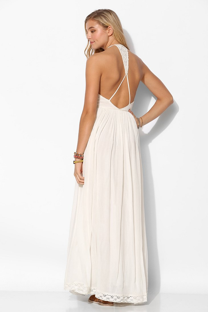 maxi dress urban outfitters usa