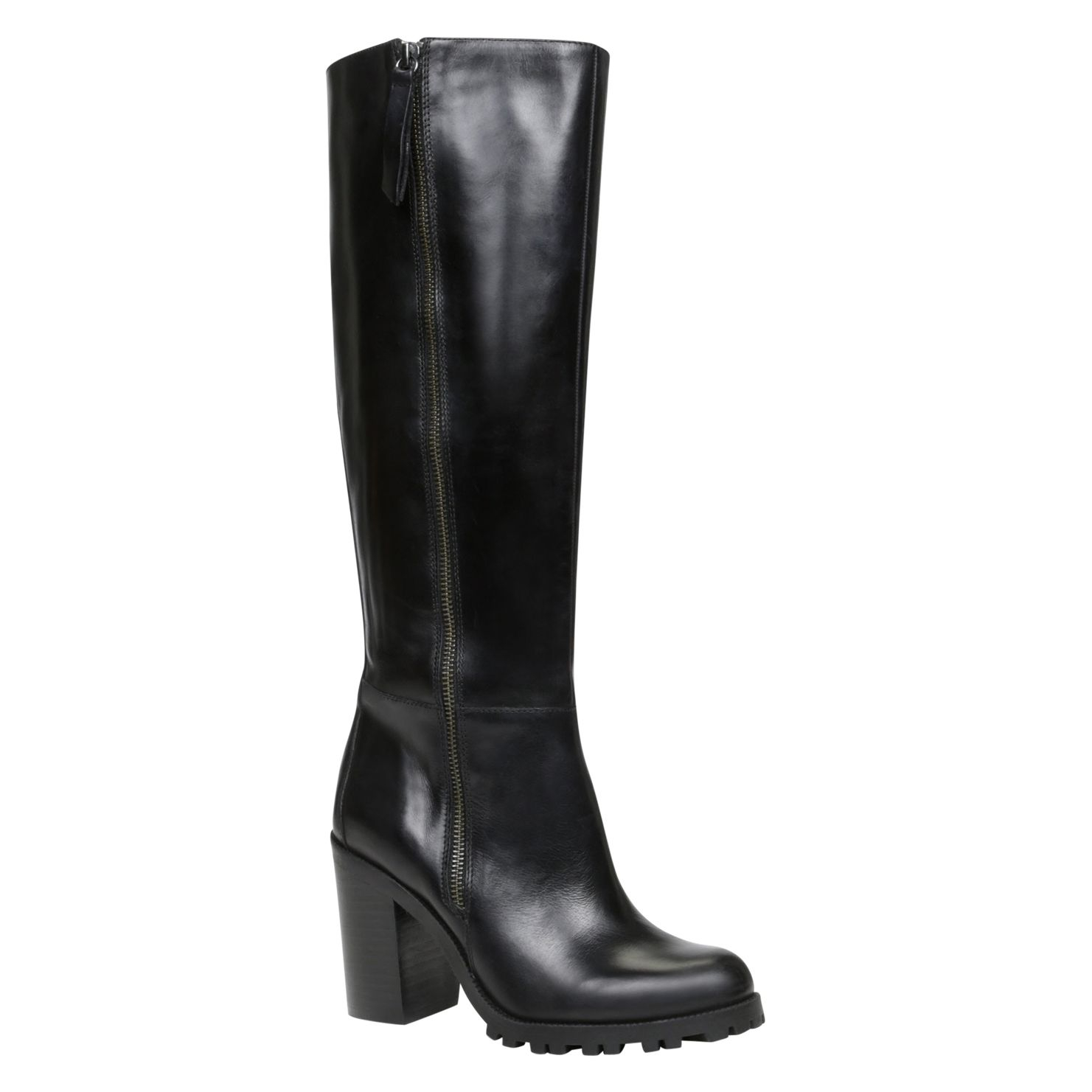ALDO Leather Ulelavia in Black