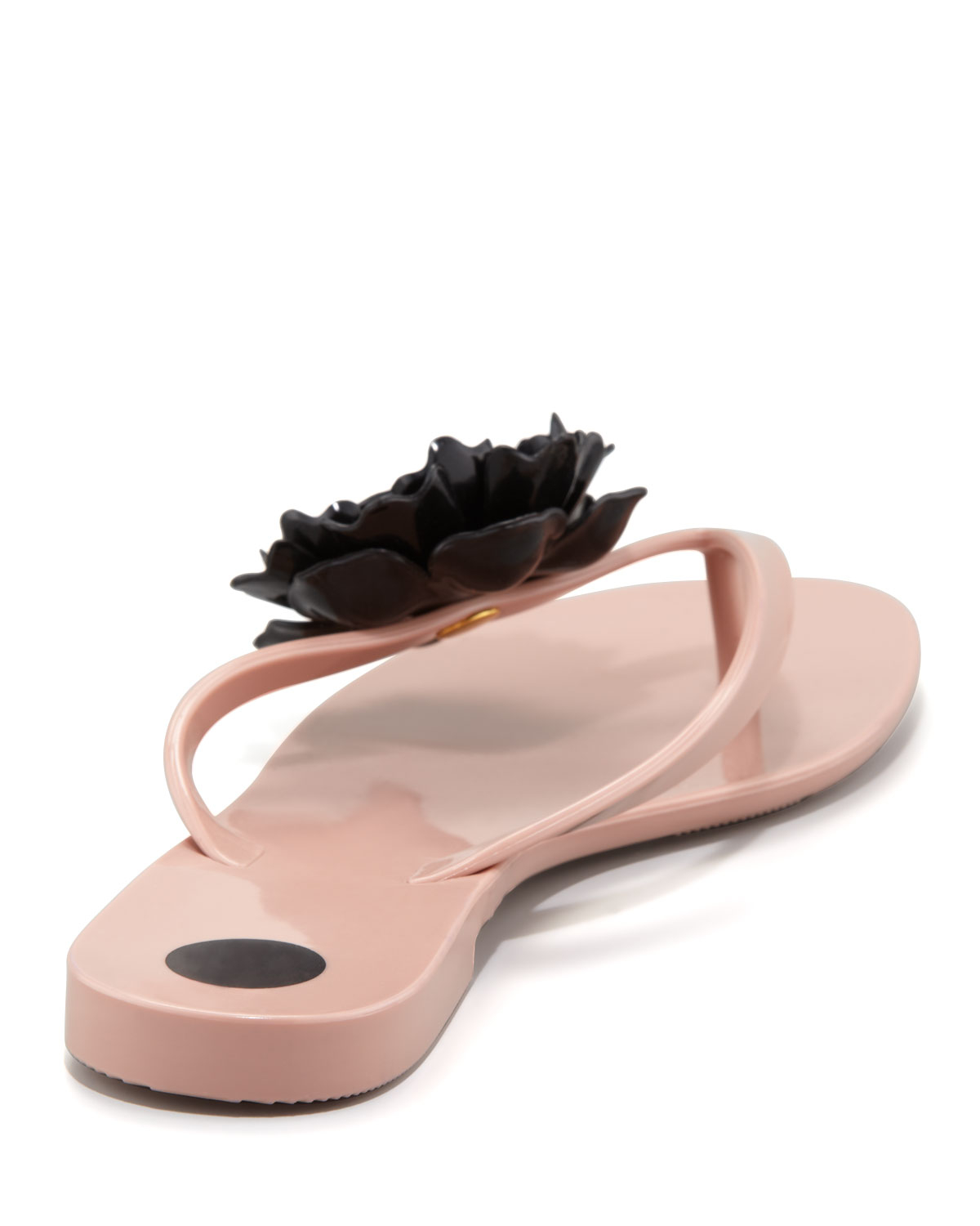 bc9b6cbc0 Lyst - Melissa Harmonic Floral Thong Sandal in Pink