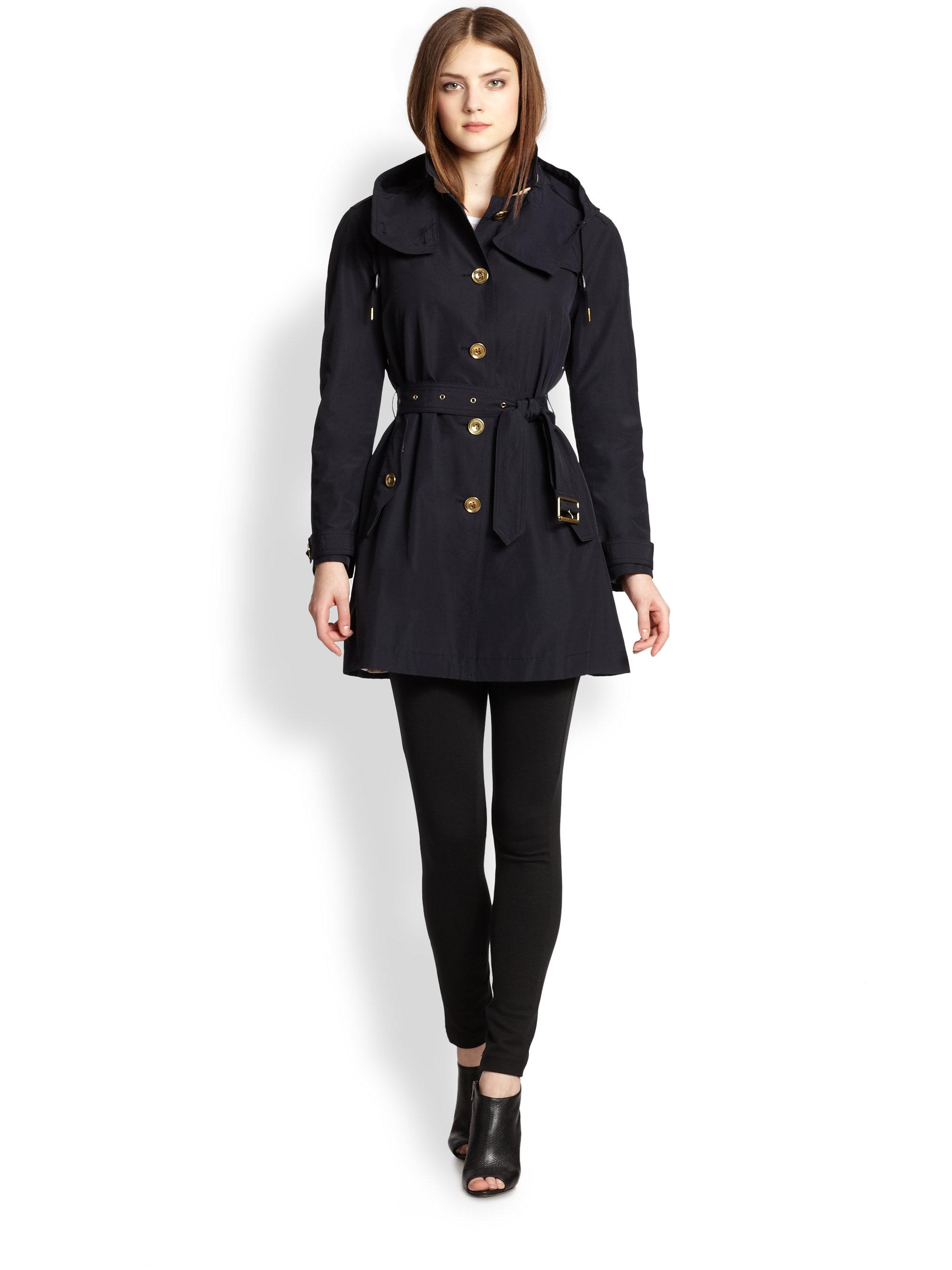 Lyst - Burberry brit L... Ivanka Trump Clothing