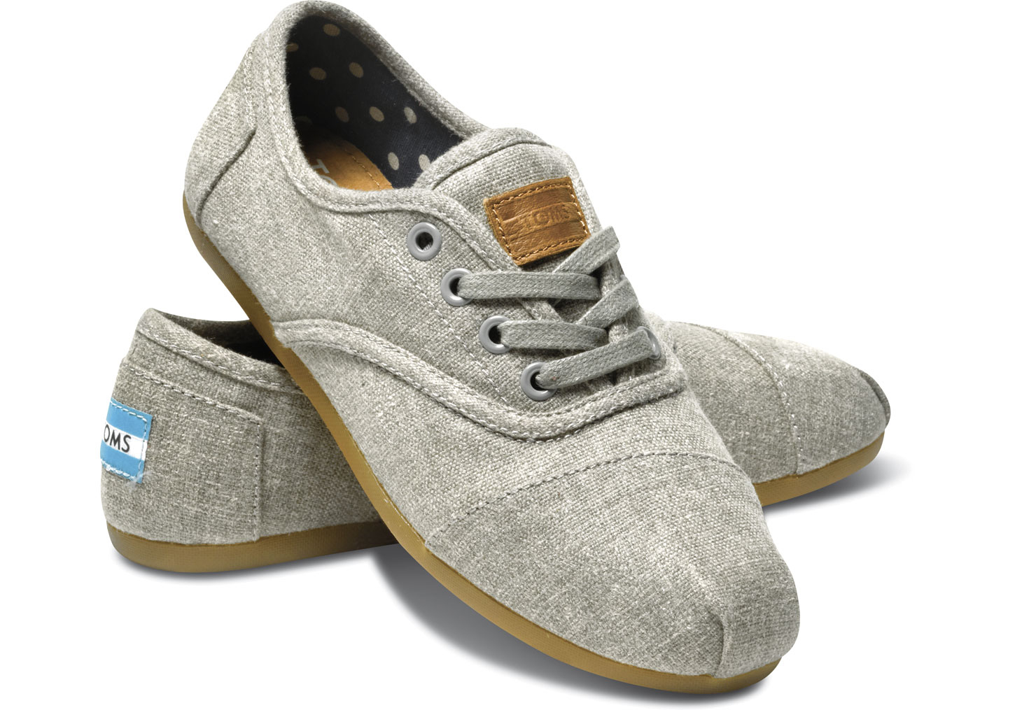 Grey Toms Womens Shoes