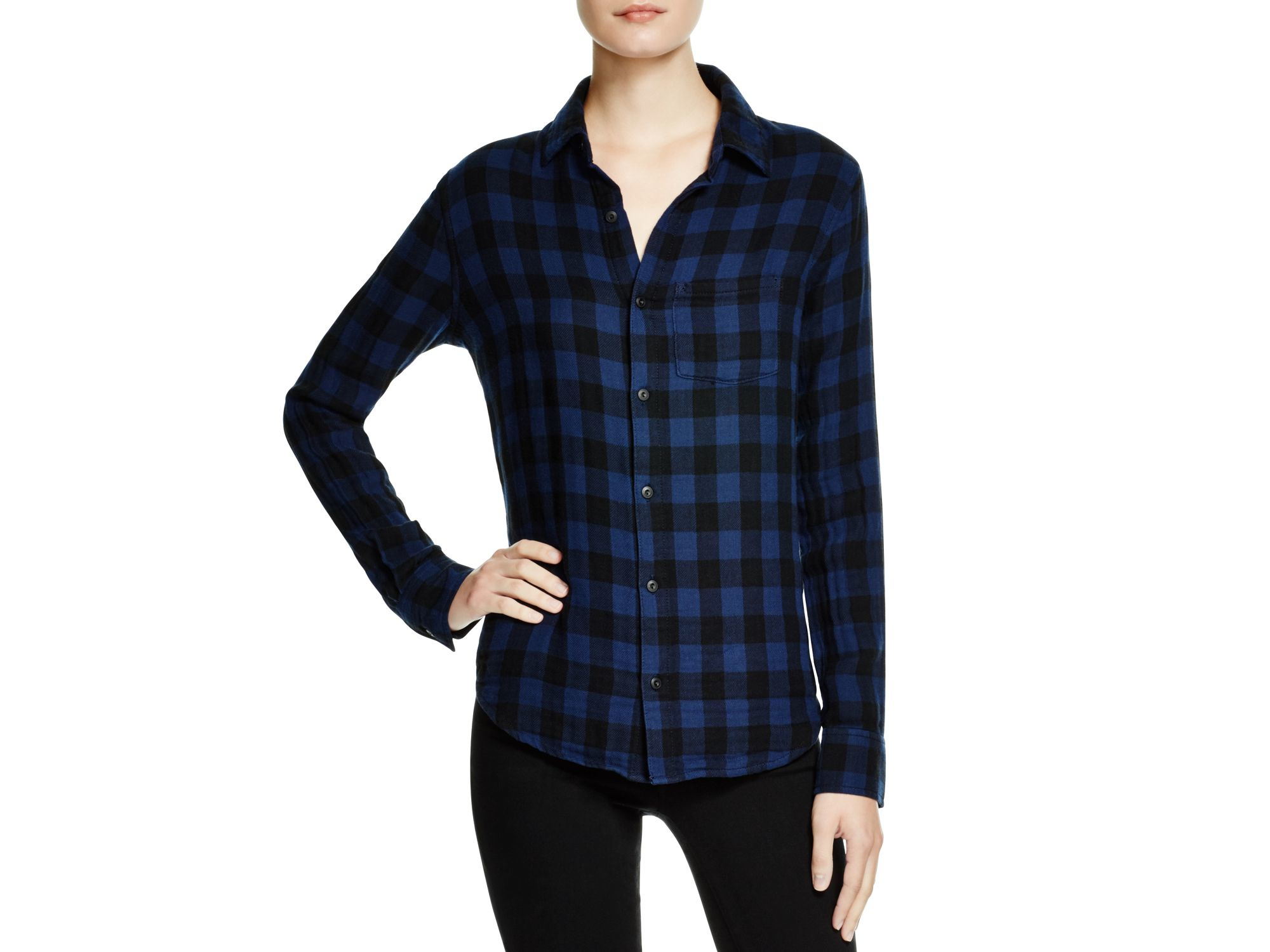 Plaid Shirt at lidarwindtechnolog.ga Soft gathering streams from the back of a classic plaid shirt to offer a more flowy look and feel. Skip navigation. Reserve Online & Try in Store. Exclusively on our mobile app. Find out more. , Main, color, Black Daily Plaid. Close /5().