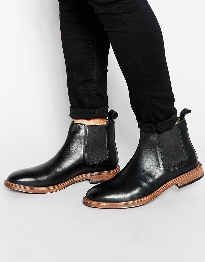 kg by kurt geiger kg by kurt geiger chelsea boots in brown