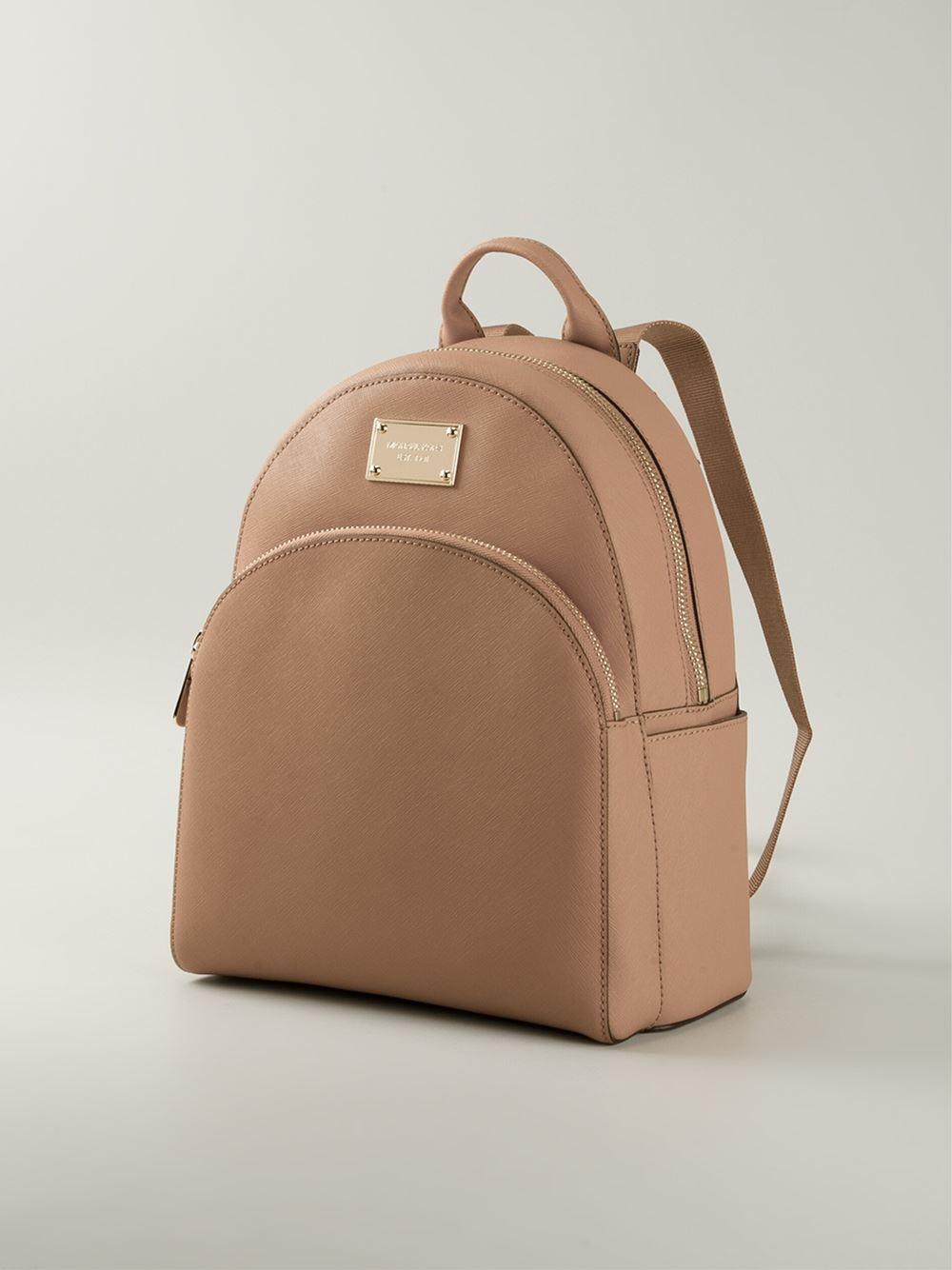 8b4746c1e039 Michael Michael Kors Jet Set Travel Logo Backpack
