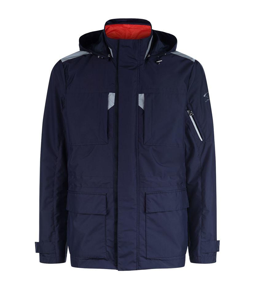 paul shark typhoon 20000 jacket in blue for men lyst. Black Bedroom Furniture Sets. Home Design Ideas