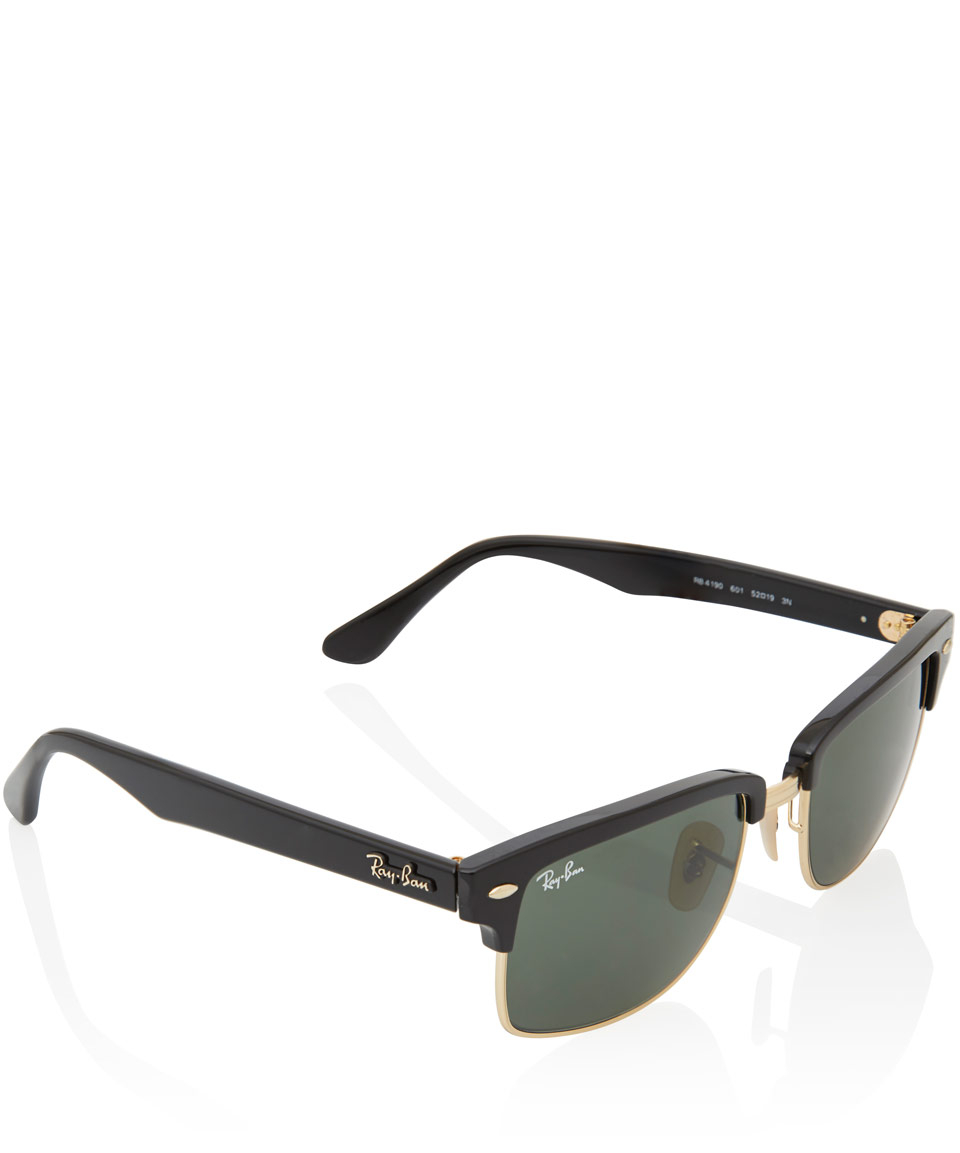 5b0ff6d522728 reduced 60mm ray ban unisex polarized square sunglasses 60mm 59dd9 46515   australia gallery. mens ray ban clubmaster b890a b0955