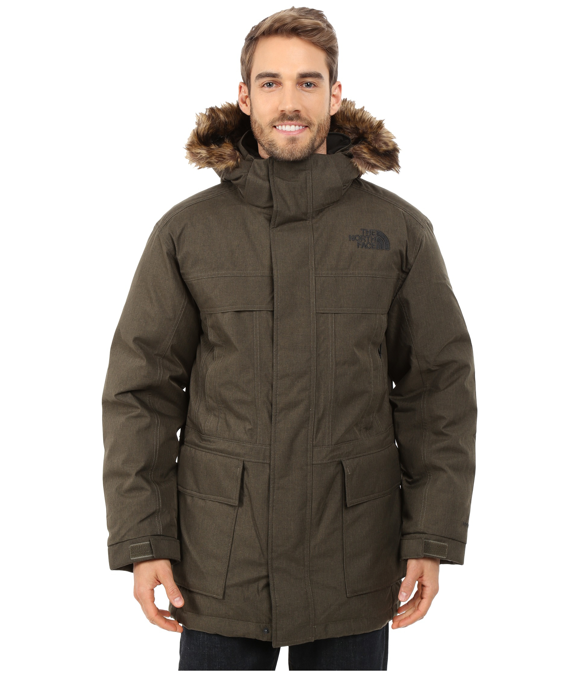 north face mcmurdo jacket