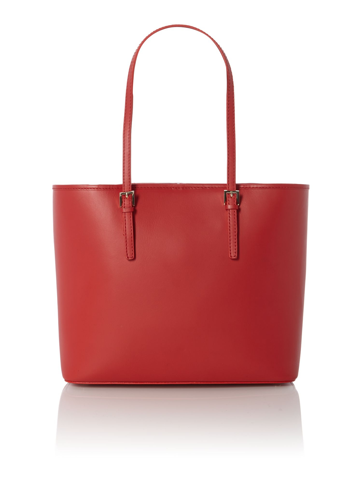 Christian Lacroix Absolut Red Cut Out Tote Bag