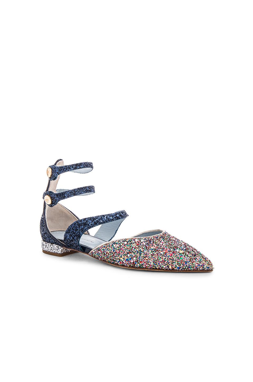 Lyst Chiara Ferragni Pointy Ankle Sandal