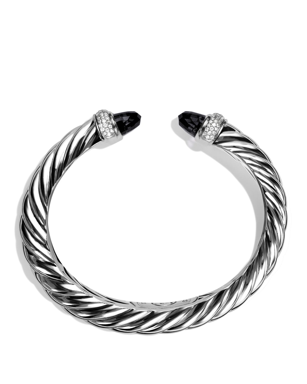 David Yurman Black Diamond Bracelet