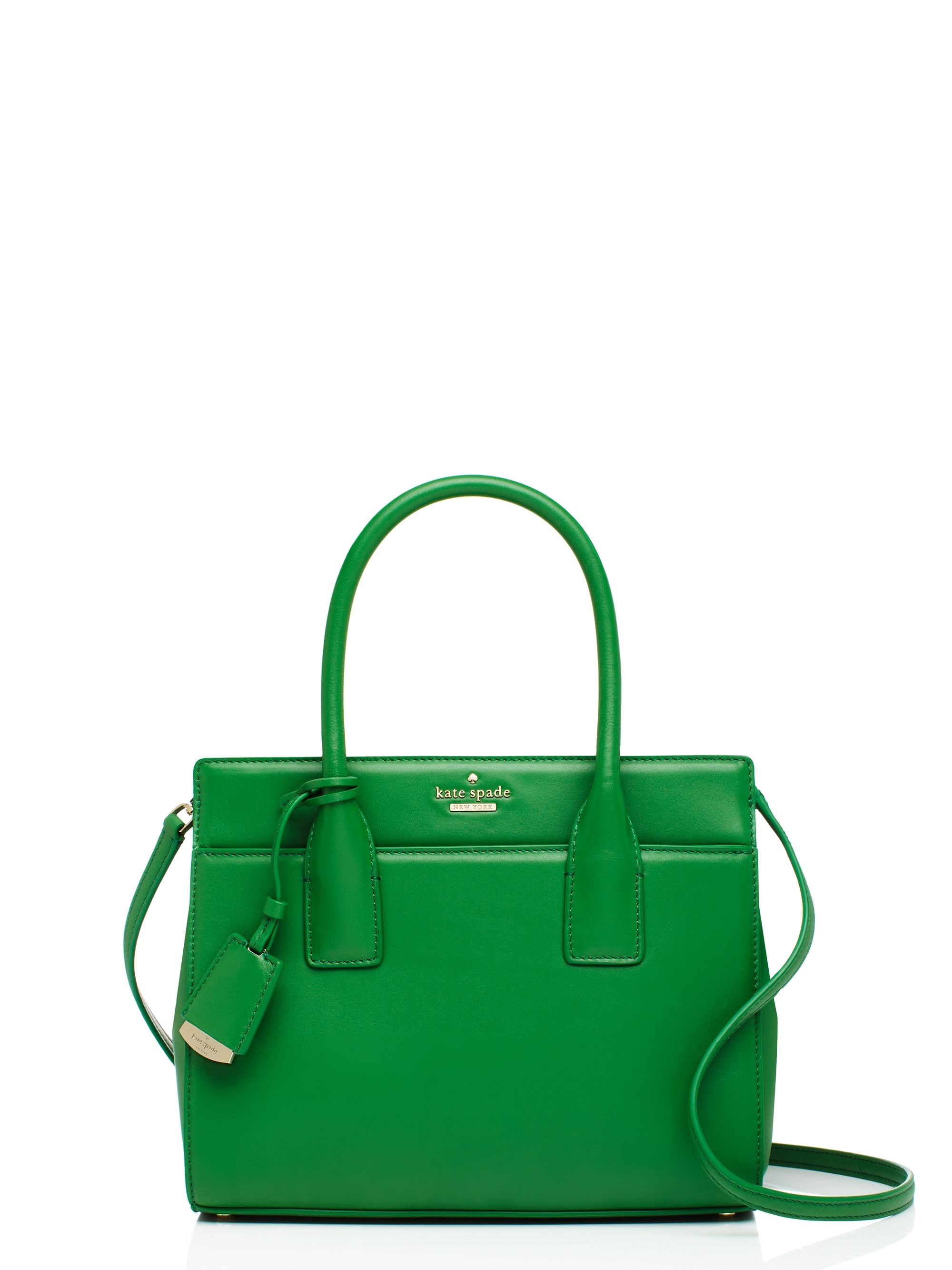 Kate Spade New York Lucca Drive Small Candace In Green Lyst