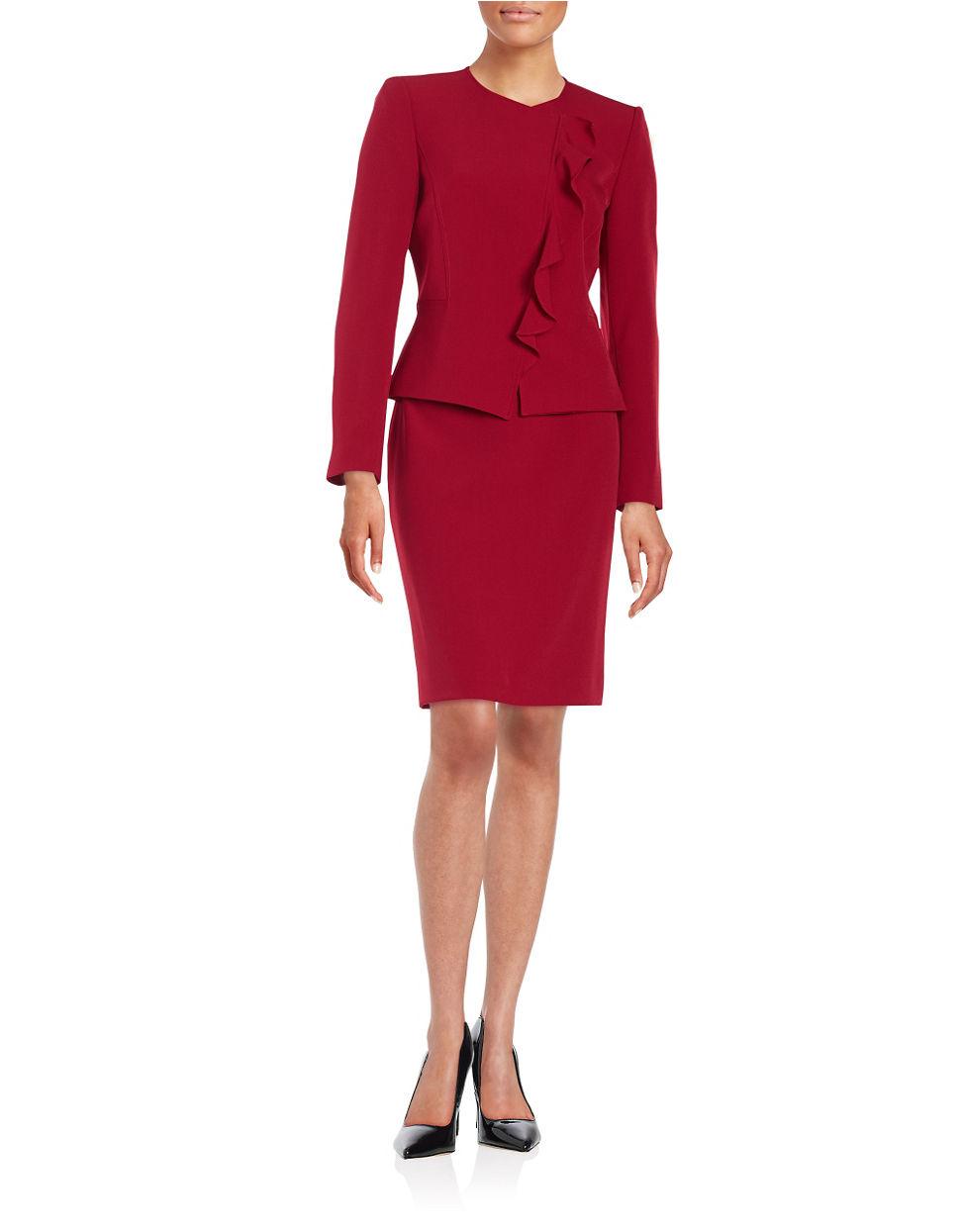 Designer Women S Skirt Suits