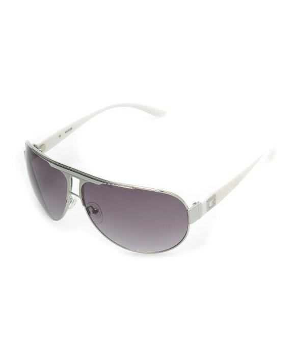 6026f2fce3 In Men s Round Metallic Sunglasses Guess For Men Frame Lyst wqP1Iqxa