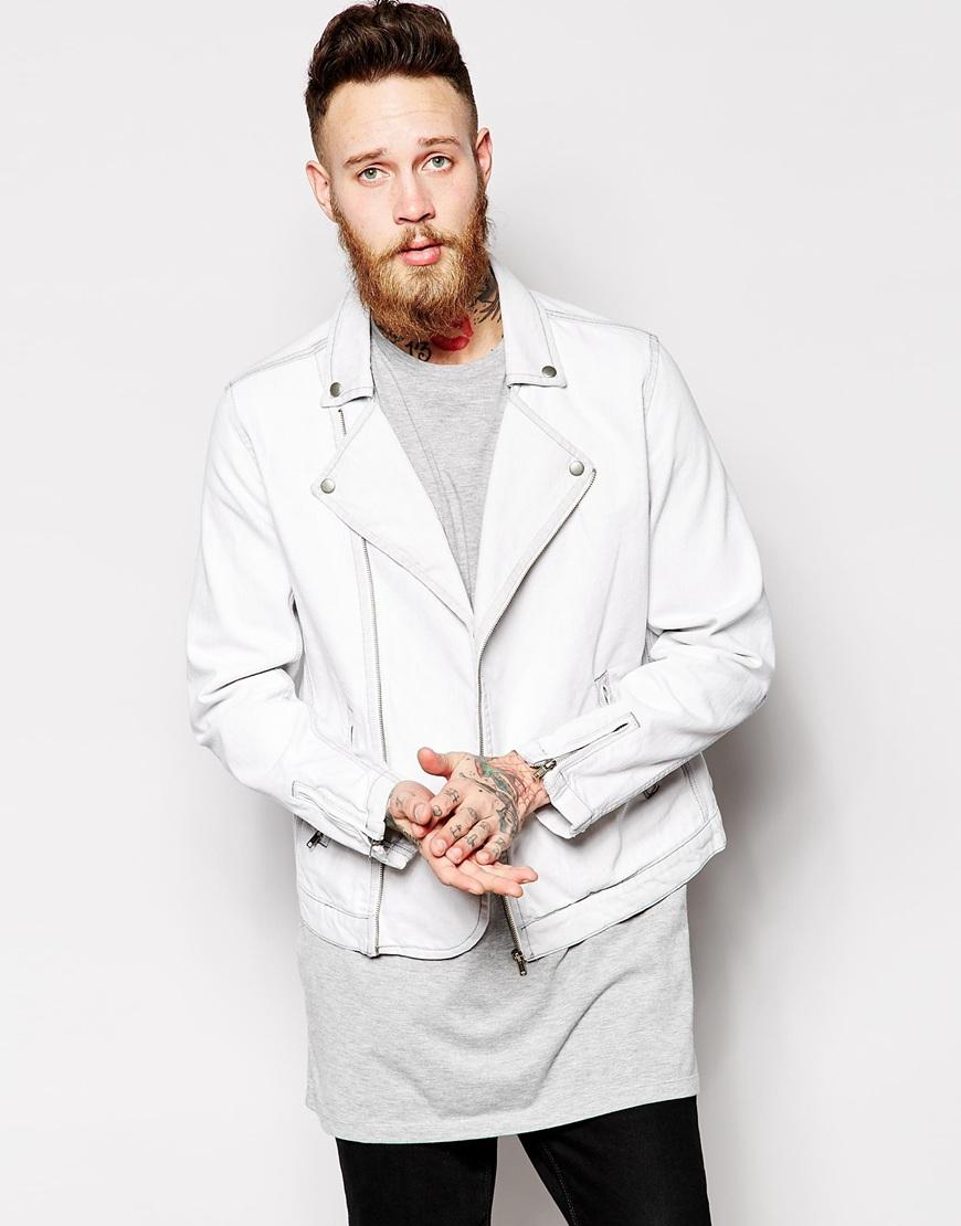 Free shipping and returns on Men's White Coats & Jackets at 0549sahibi.tk