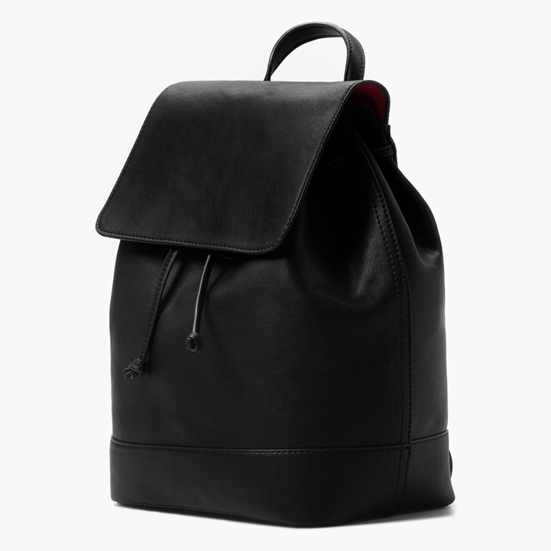 Synthetic Leather Backpack – TrendBackpack