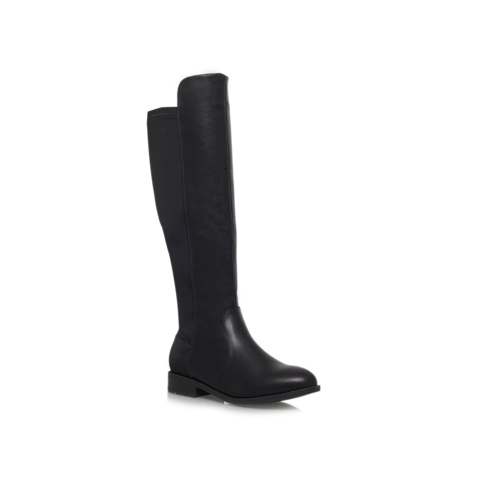 miss kg harris flat boots in black lyst