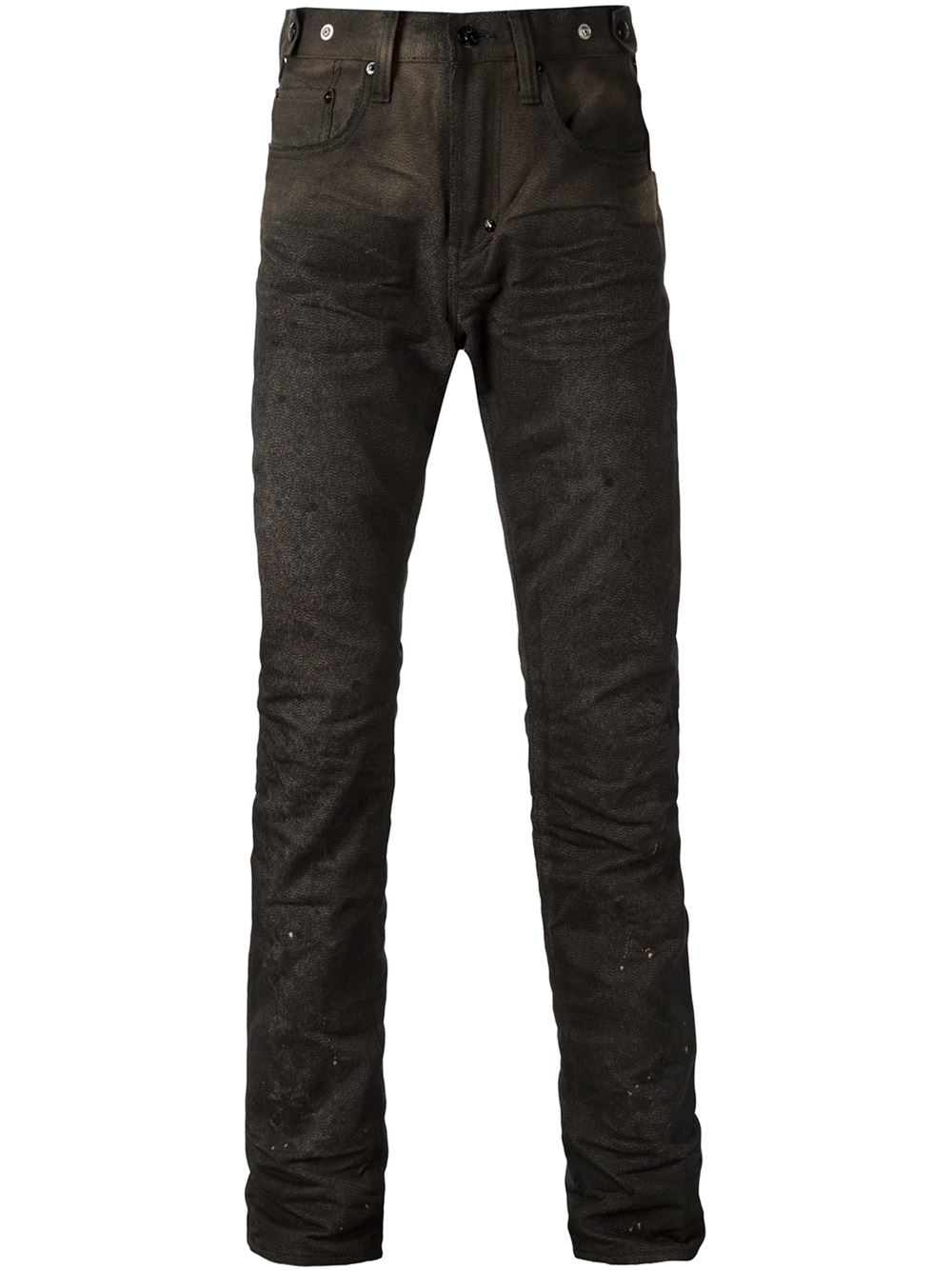 a3428442c7d Lyst - PRPS  demon Etamin  Jeans in Black for Men