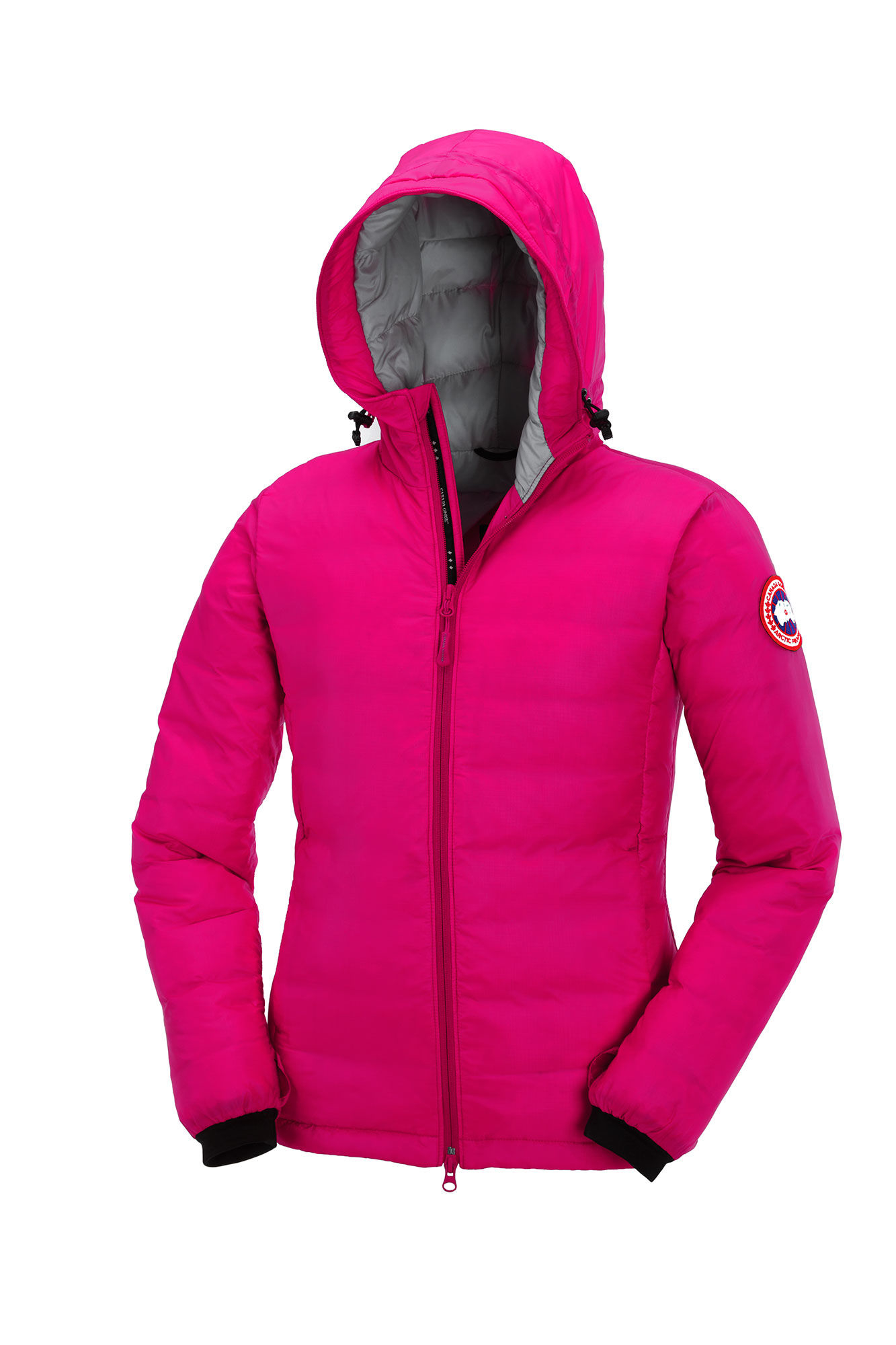 women canada goose camp skirt summit pink