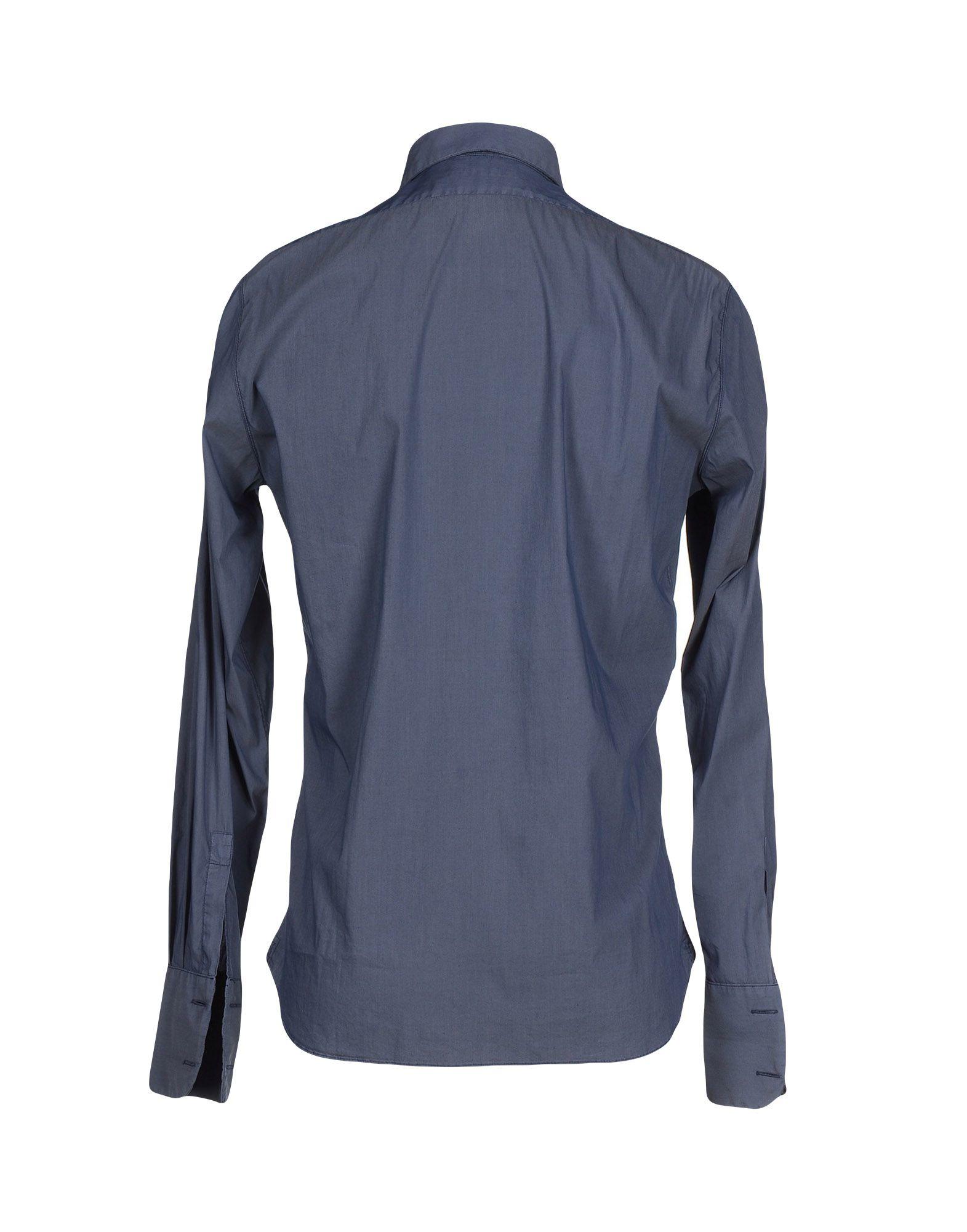 Boglioli Shirt in Gray for Men