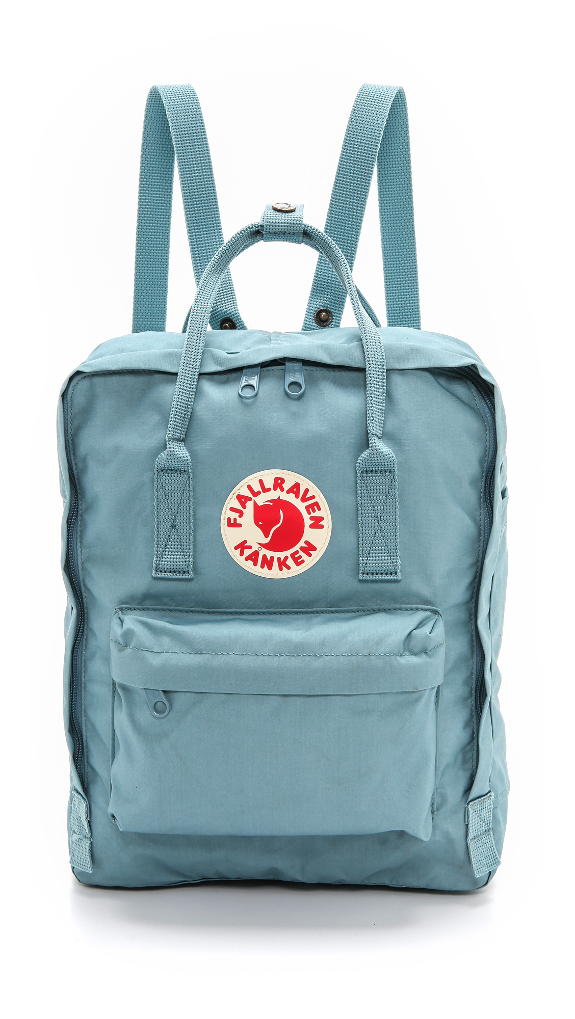 Fjallraven Kanken Backpack In Blue Lyst