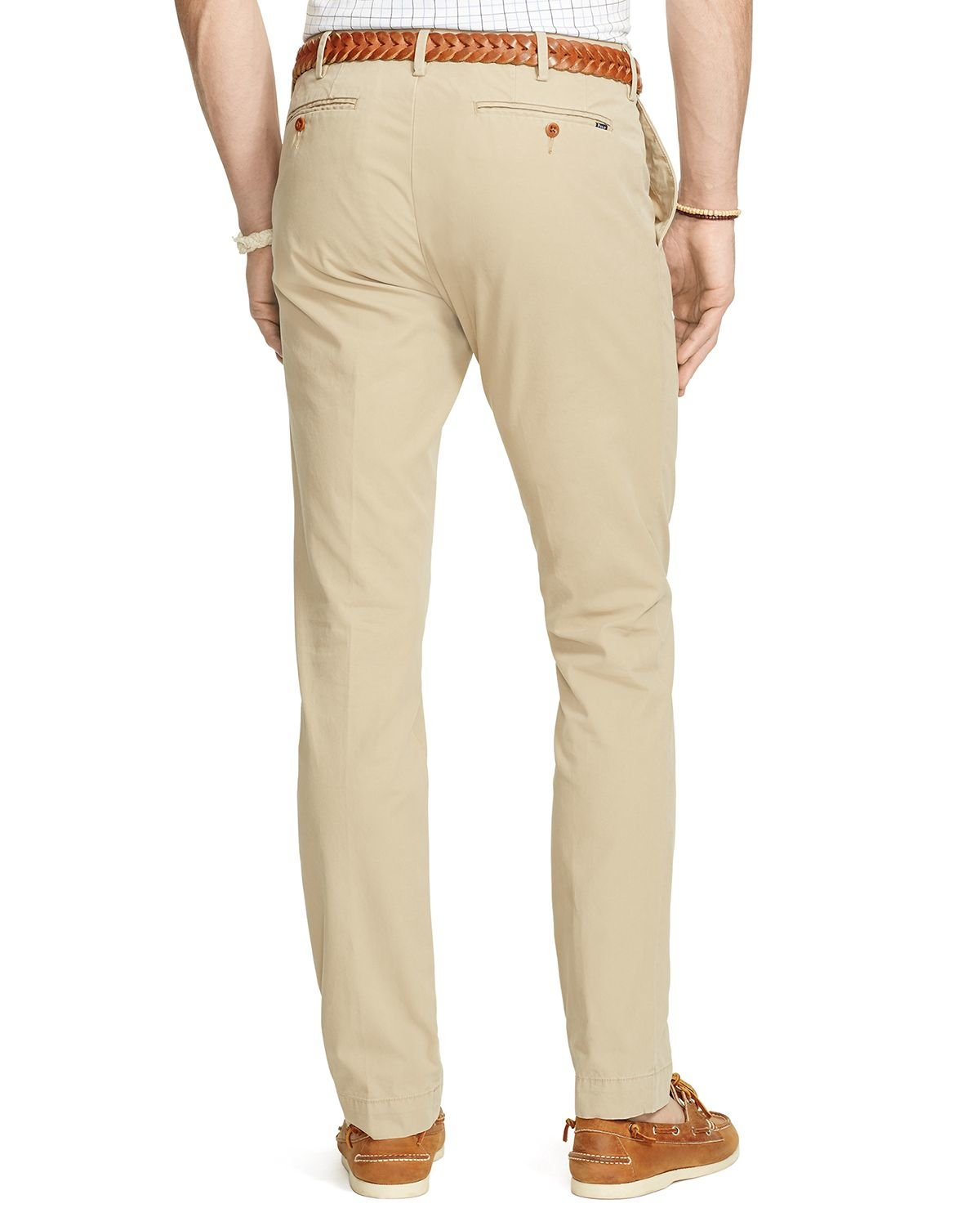 f2abdf5732 Ralph Lauren Natural Polo Newport Slim Fit Chino Pants for men