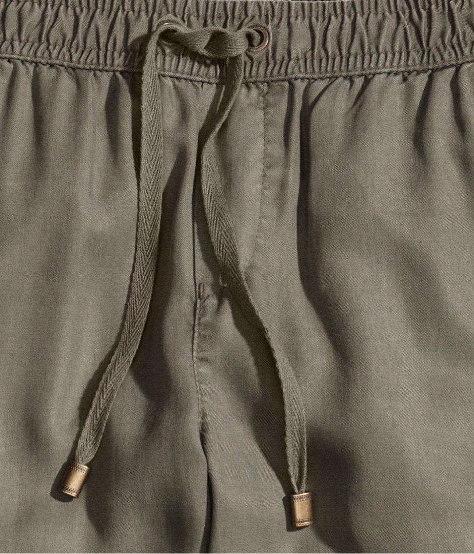 Amazing Cargo Pants | Dark Blue | Women | Hu0026M US