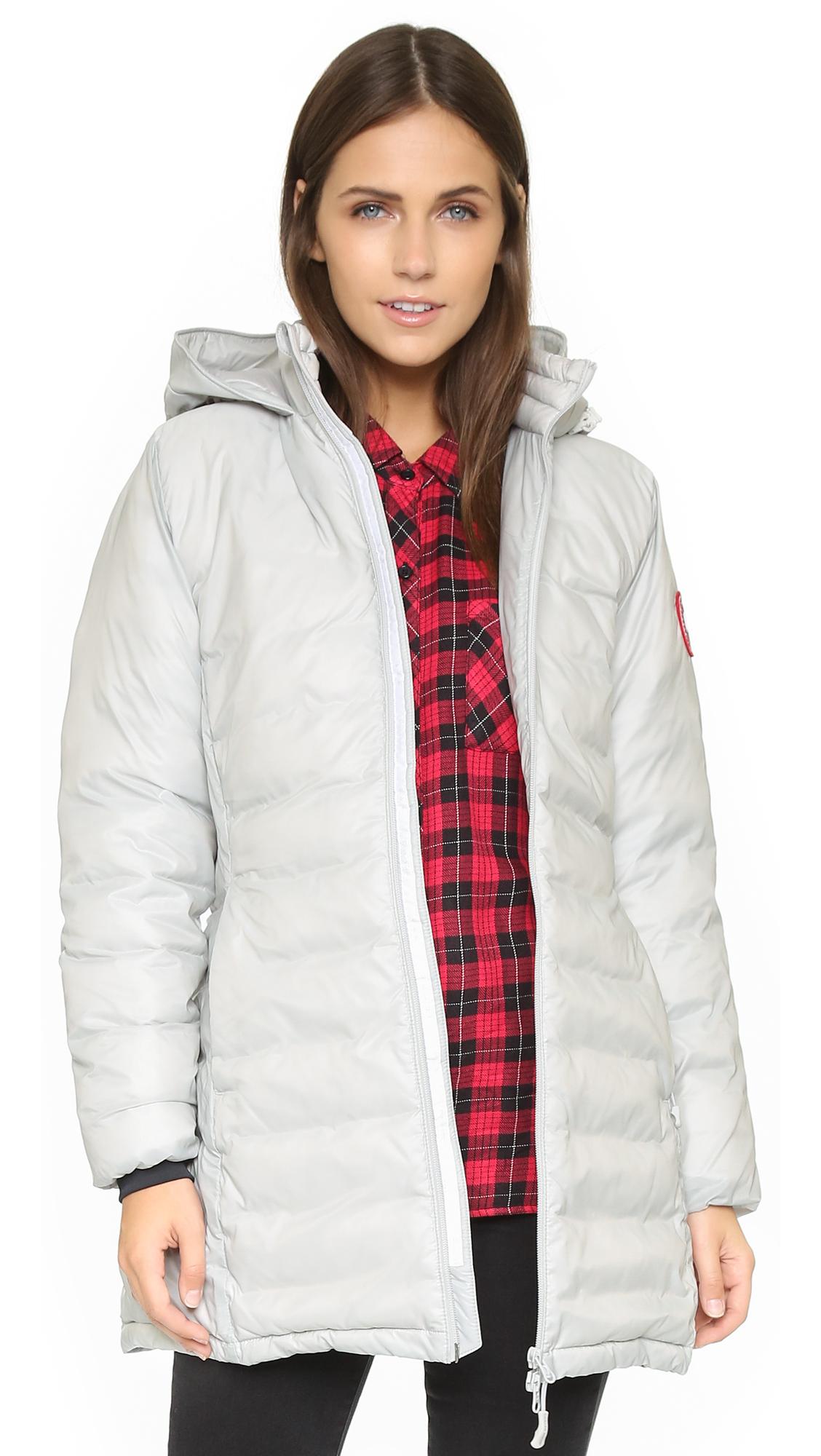 canada goose jackets white