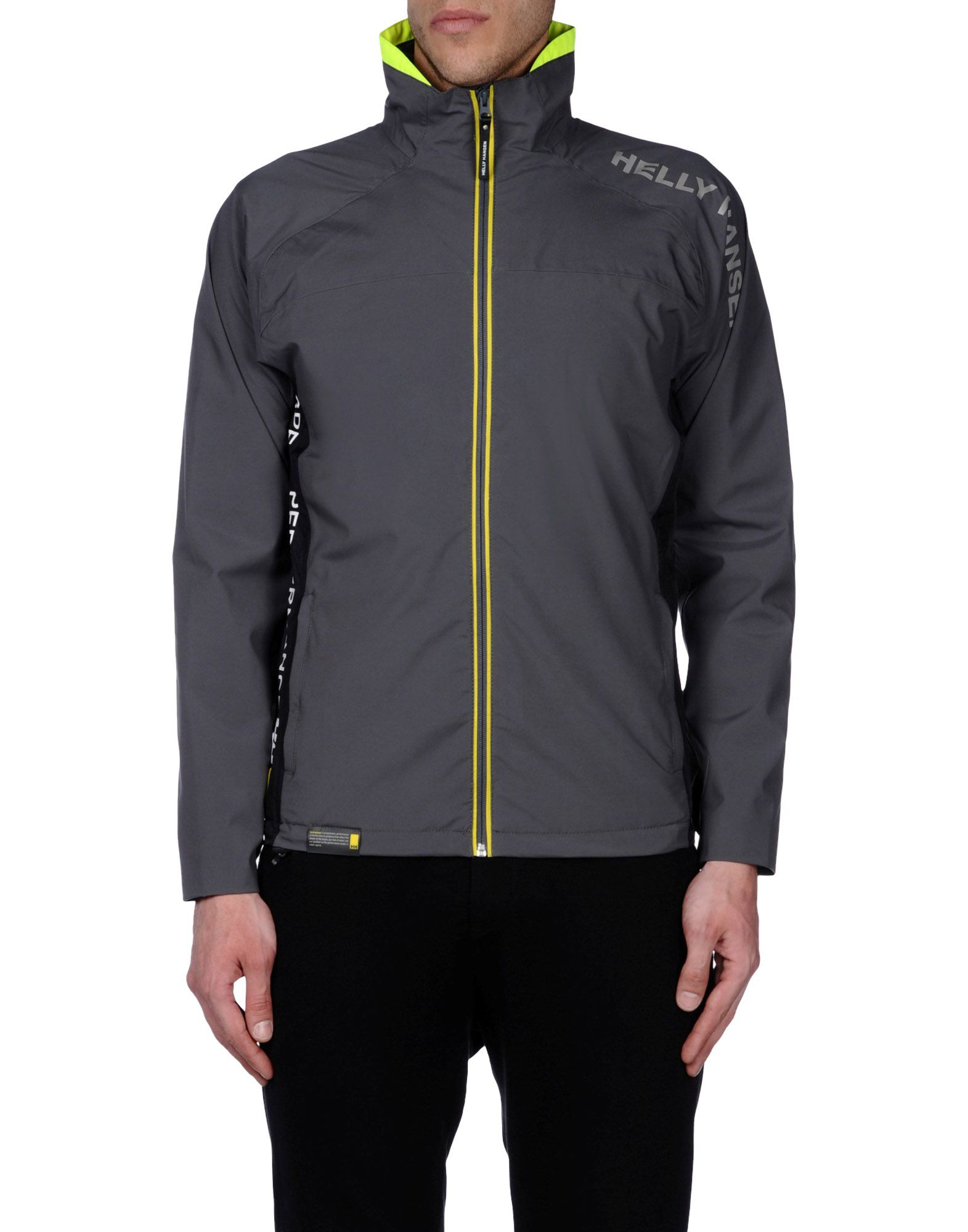 Helly Hansen Jacket in Grey (Gray) for Men - Lyst