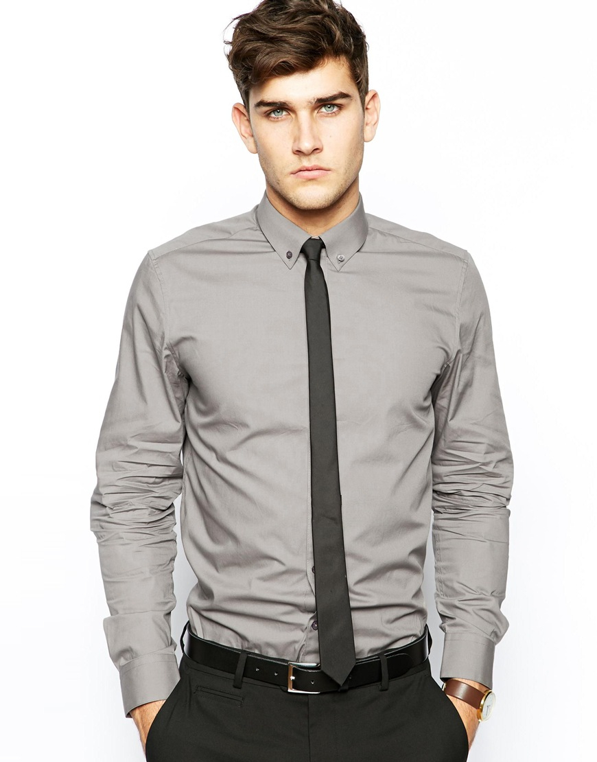 Burberry Dress Shirts Men