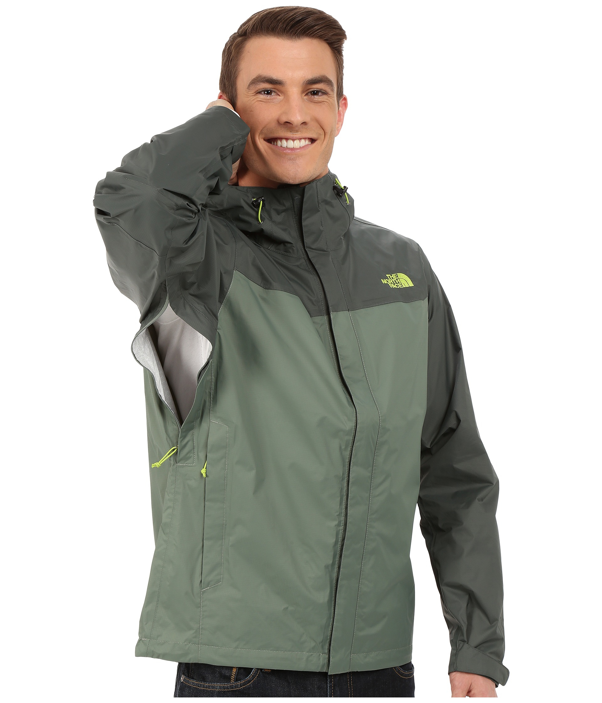 the north face herren venture 2 jacke tnf black tnf black. Black Bedroom Furniture Sets. Home Design Ideas