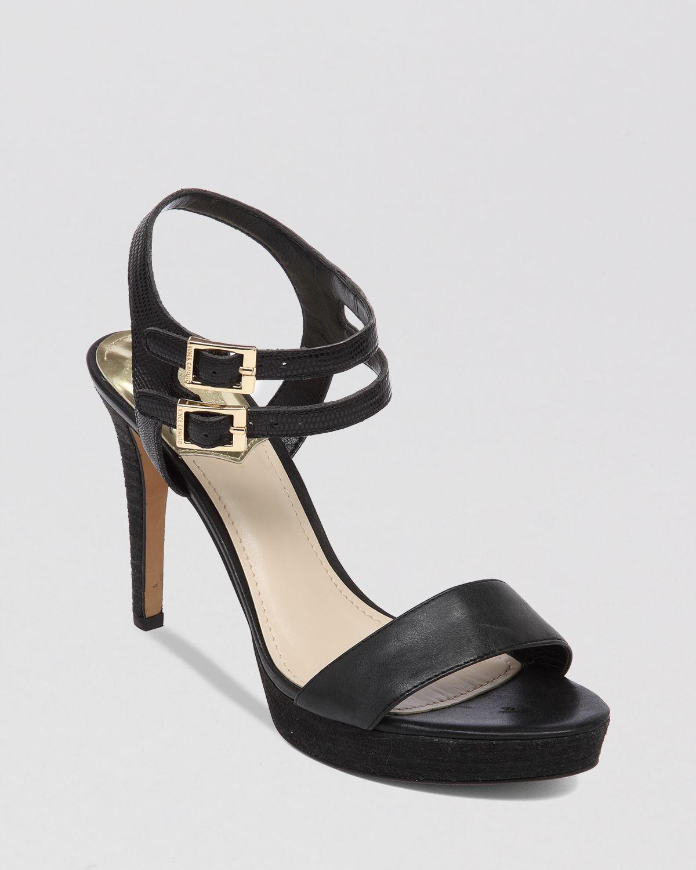 Vince Camuto Open Toe Platform Sandals Renalla High Heel