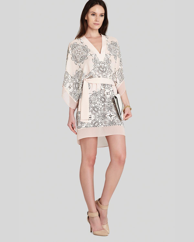 Lyst - Bcbgmaxazria Bcbg Max Azria Dress Sassa Short