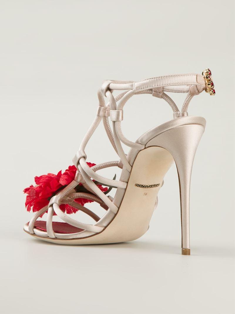 Keira sandals - Nude & Neutrals Dolce & Gabbana GLzq7