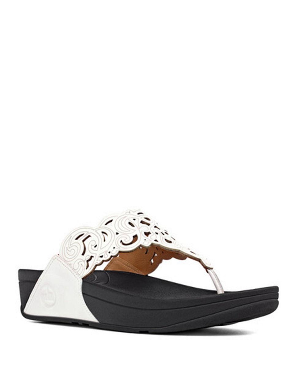 a0321263370e Fitflop Flora Thong Sandals