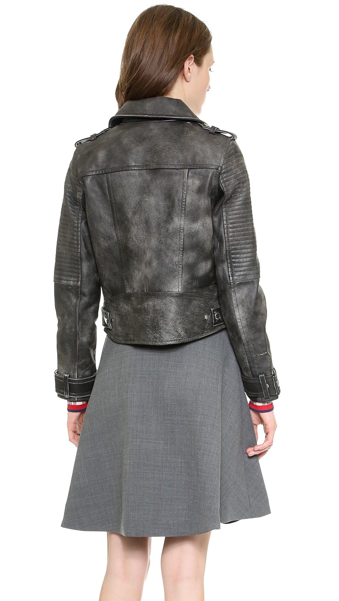 Marcs leather jacket