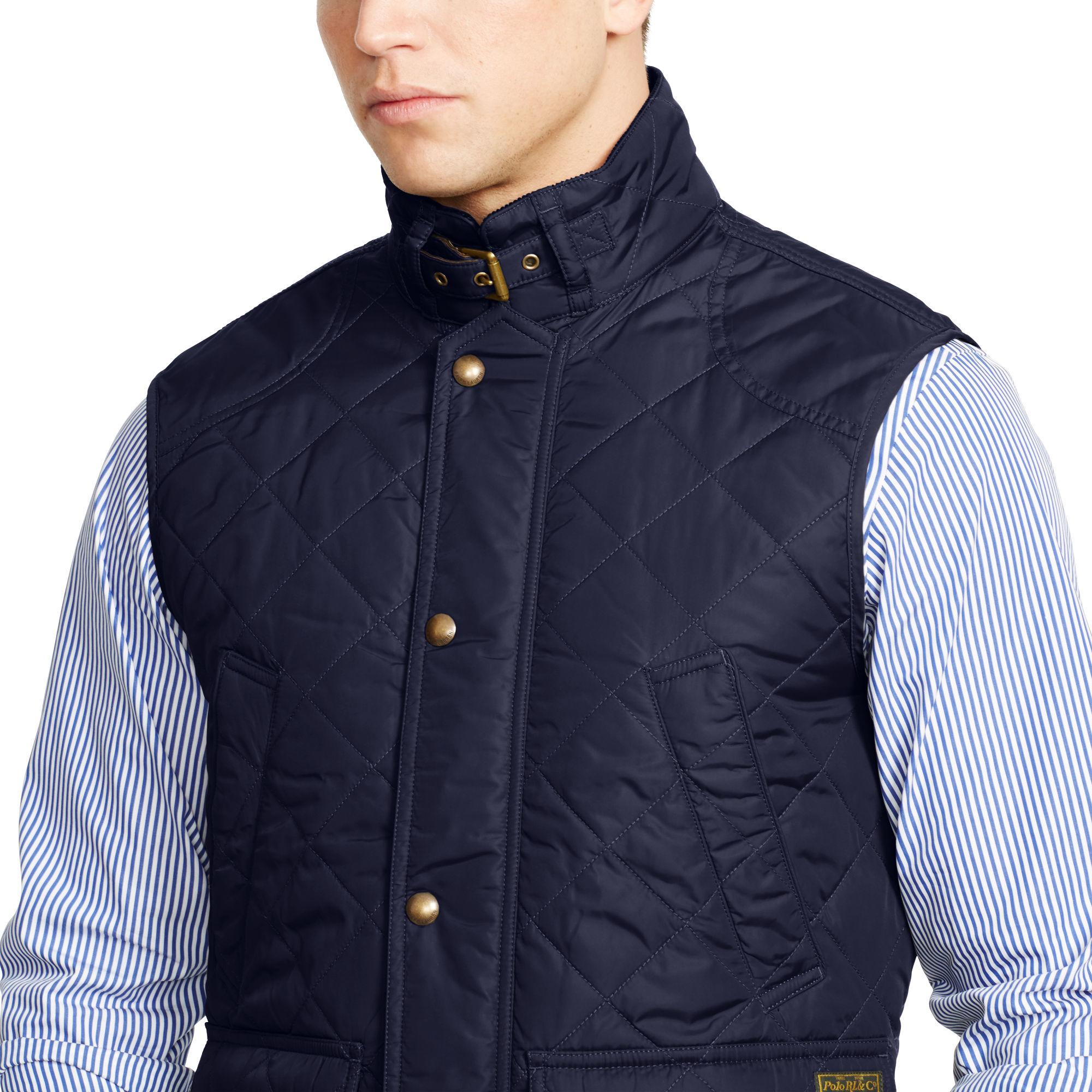 men puffer mens nordstrom jacket jackets lauren coats quilted c ralph quilt s