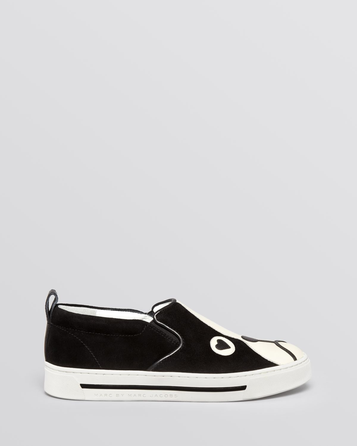 slip-on trainers - Black Marc Jacobs xnrL9gH7