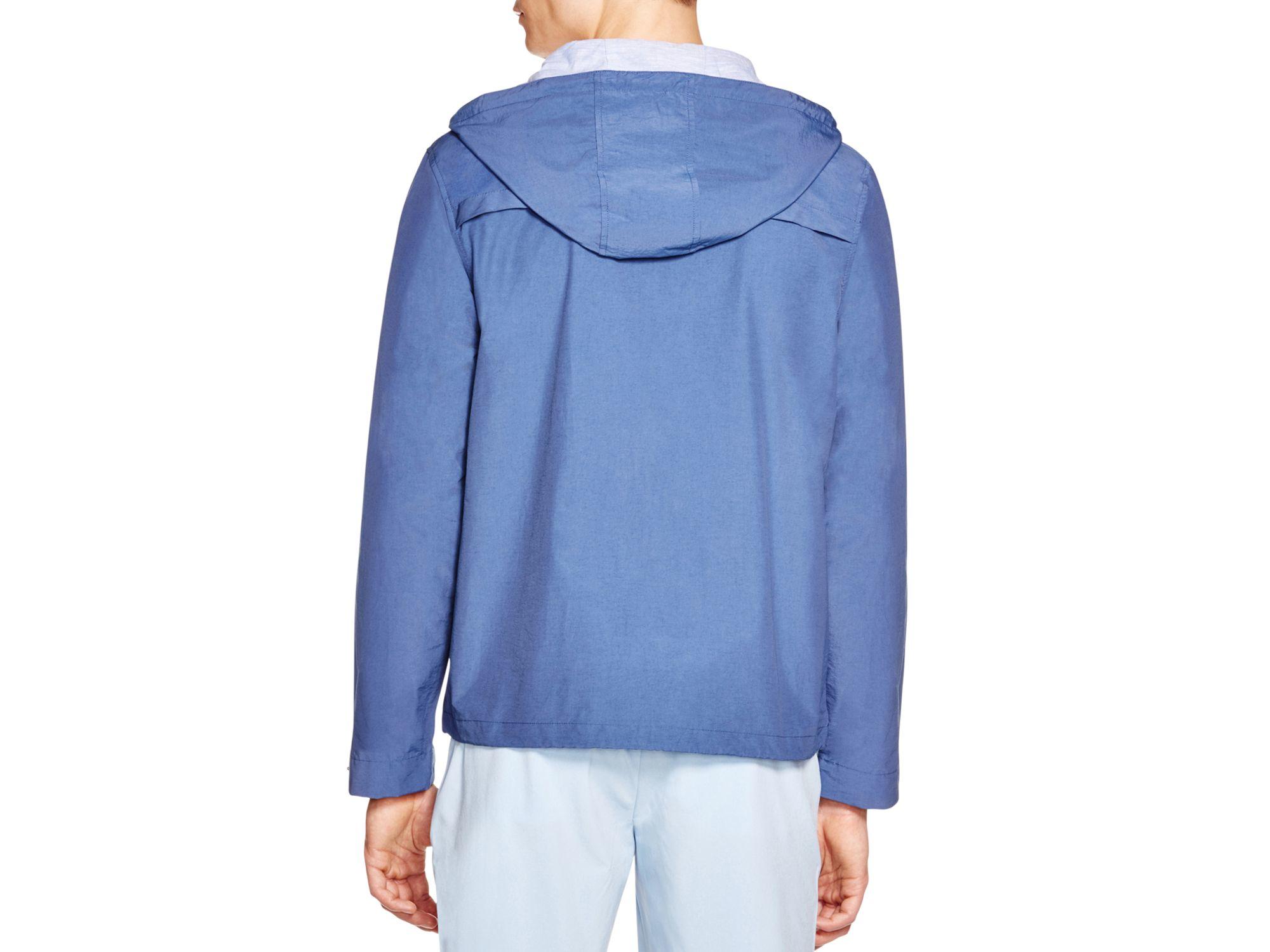 Vineyard Vines Cotton Nautical Jacket in Blue for Men