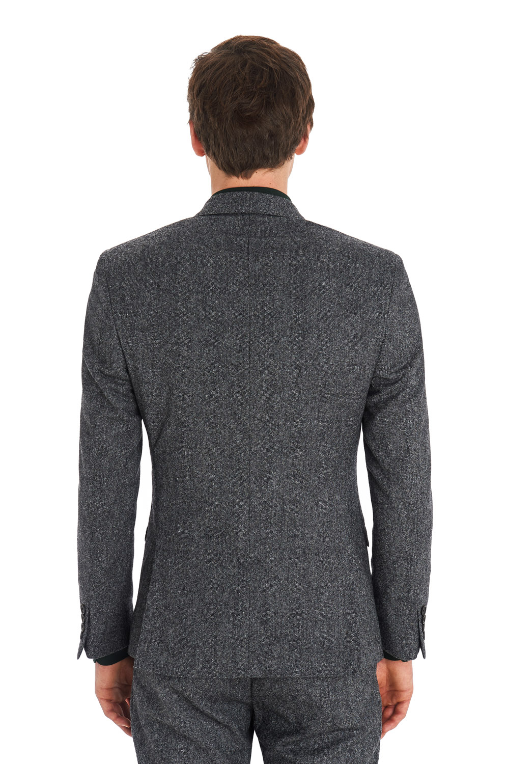 Shop for BLACK S Slim Fit Tweed Jacket online at $ and discover fashion at heresfilmz8.ga Cheapest and Latest women & men fashion site including categories such as dresses, shoes, bags and jewelry with free shipping all over the world.