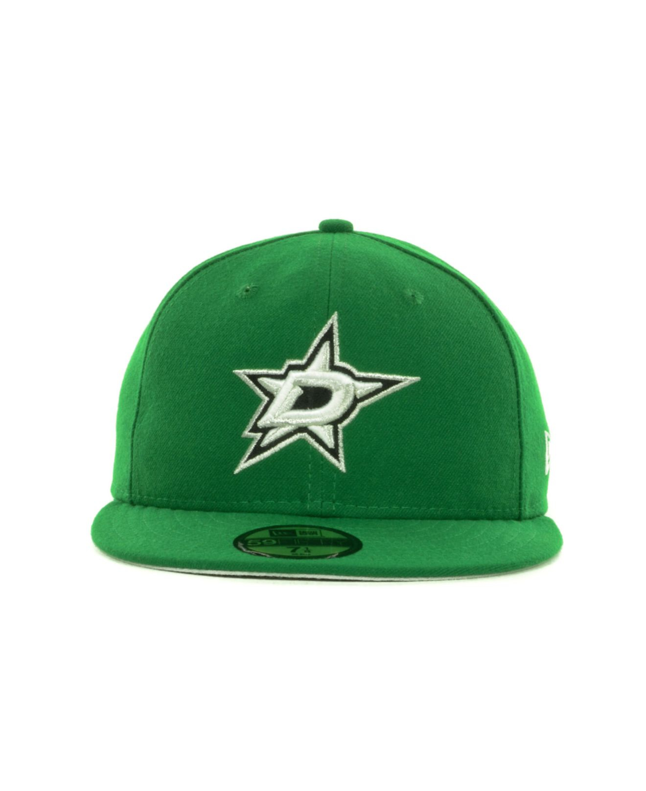 sports shoes d6e10 c3c00 ... new era purple official team color 9twenty adjustable hat 7599b 42b78   switzerland lyst ktz dallas stars basic 59fifty cap in green for men 3dd56  827ff