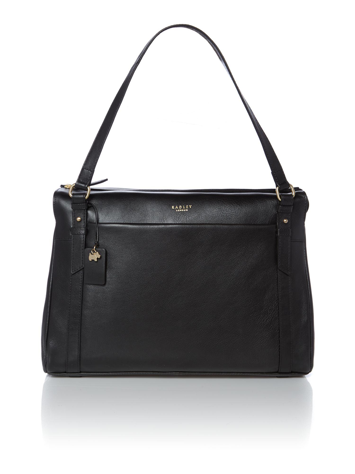 Radley Chelsea Black Large Tote Bag